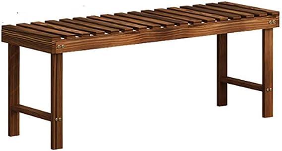 soporte de hierro flor Estante de exhibición de flores de madera de la planta Estante de almacenamiento de estante de madera de la estante al aire libre interior Balcón estantes de plantas: