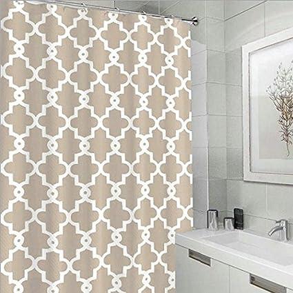 Amazon Eve Split Geometric Patterned Water Repellent Fabric