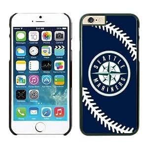 Seattle Mariners iphone 6 Plus Cases 022 Black_58503 i phone 6 cases