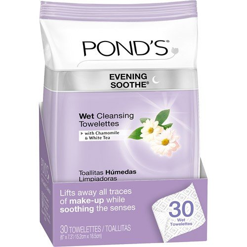 ponds-evening-soothe-wet-cleansing-towelettes-28-count-pack-of-3