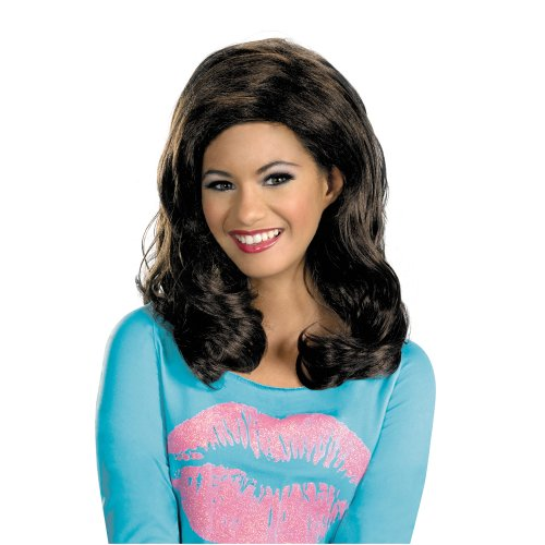 Disguise Disney Shake It Up Rocky Wig Costume Accessory, One Size Child (Disney Holloween Costumes)