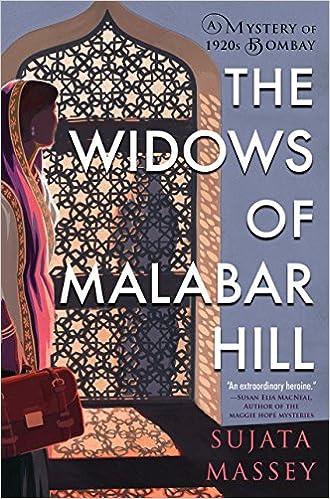 Amazon The Widows Of Malabar Hill A Perveen Mistry Novel