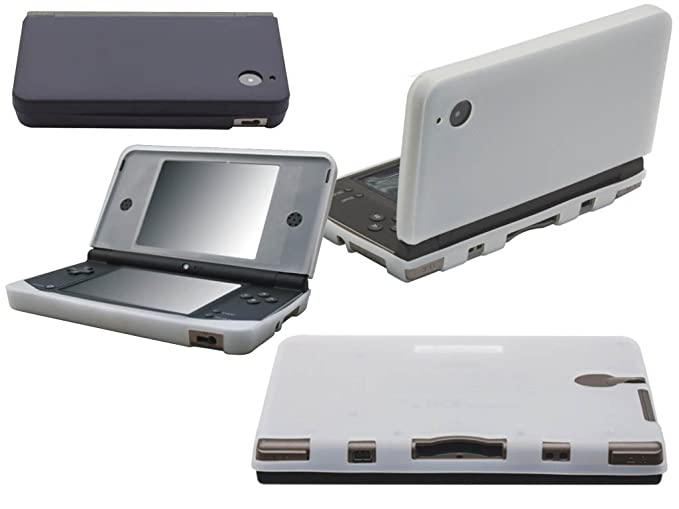 Funda de silicona Nintendo DSi XL [Azul]: Amazon.es: Videojuegos