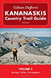 Gillean Daffern's Kananaskis Country Trail Guide, Gillean Daffern, 1897522770