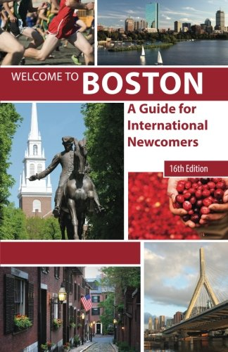 Welcome to Boston, 16th edition