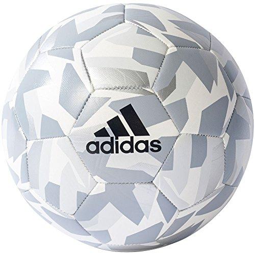 UPC 889773794060, adidas Performance Ace Glider Soccer Ball, Size 5, White Camo Print
