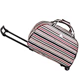 New Waterproof Rolling Suitcase Trolley Luggage Women&Men Travel Bags Suitcase With Wheels As Photo4