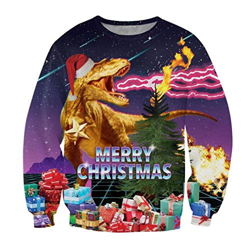 KSJK Unisex Christmas Sweater Jumper product image