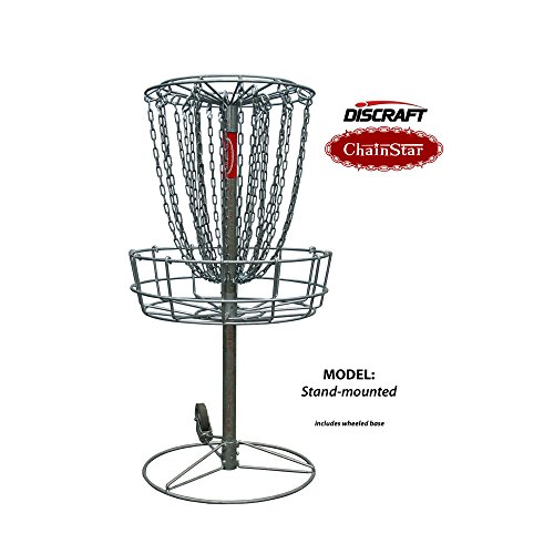 Discraft Stand Mounted Chainstar Target by Discraft