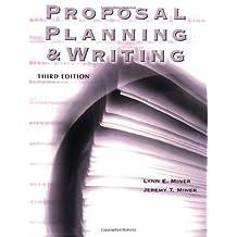 Proposal Planning & Writing (Grantselect)