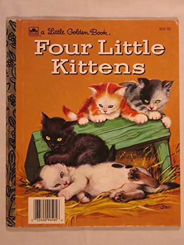 Four Little Kittens - 3