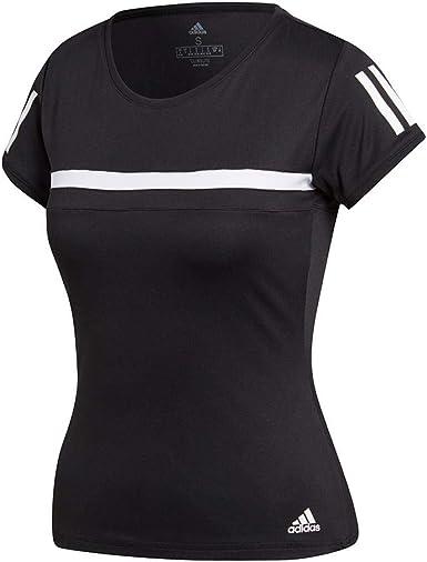 adidas - Camiseta de tenis para mujer: Amazon.es: Ropa y accesorios