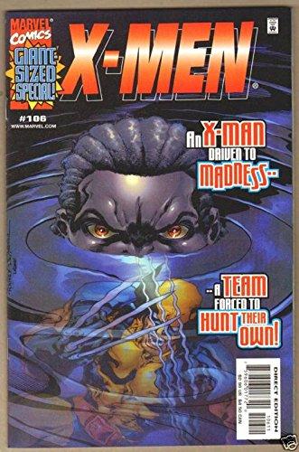 X-MEN #106 NM/NM+