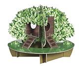 Habitrail OVO Tree House Cardboard Hamster Maze