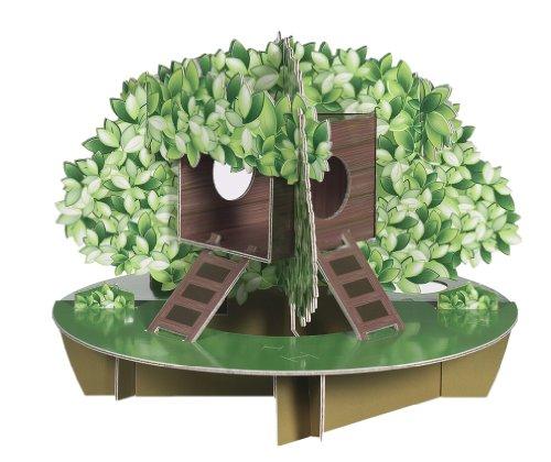 Habitrail OVO Tree House Cardboard Hamster Maze ()