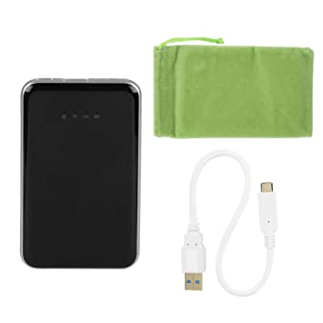 tonysa Disco Duro Externo WiFi Móvil Portátil 256 GB | SSD Tipo C ...