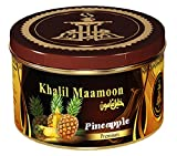 liquid cigarette electronic - Khalil Mamoon Shisha Molasses Premium Flavors 250g For Hookah (Pineapple)