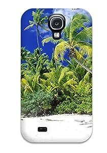 Heidiy Wattsiez's Shop Best Fashion Protective Palm Beach Solomon Islands Case Cover For Galaxy S4 5960089K60043502