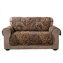 Mossy Oak Shadow Grass Sofa Protector