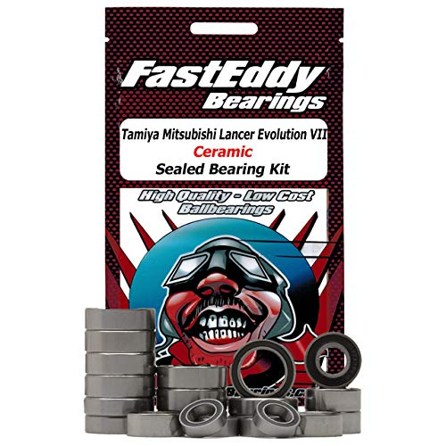 Tamiya Mitsubishi Lancer Evolution VII (TT-01E) Ceramic Sealed Bearing Kit