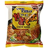 S'Proichi Sapporo Yakisoba Chow Mein Noodles, 3.60 Ounce (Pack of 24) by S'Proichi Sapporo