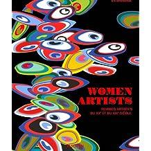 Women artists/Des femmes artistes du XXIe siècle