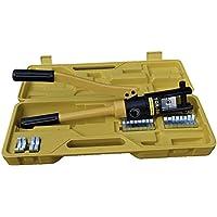 Crimpadora Hidráulica Herramienta Prensa para Cables - 10-300