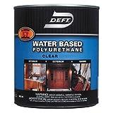 Deft 259-01 Water-Based Polyurethane Interior