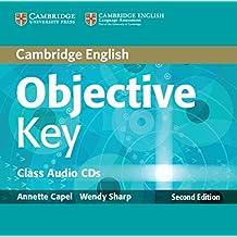 Objective Key Class Audio CDs (2)