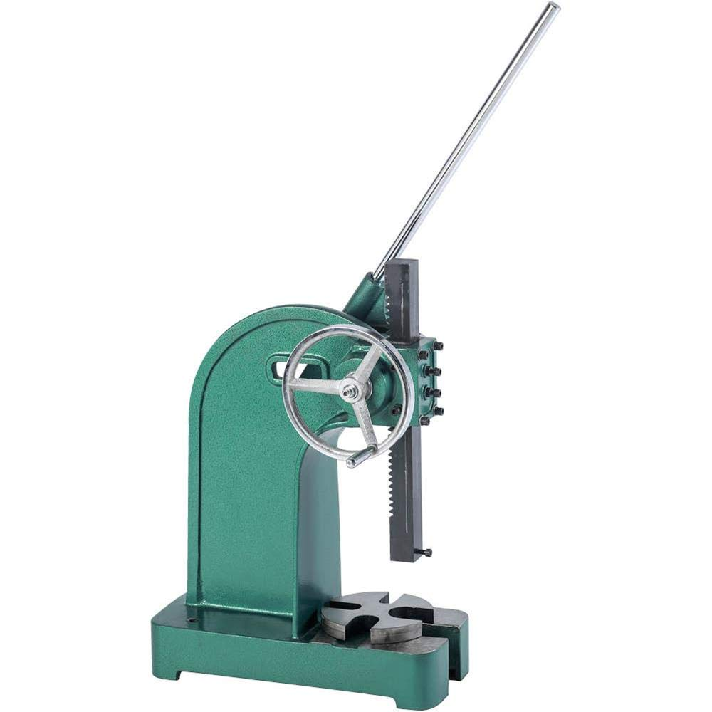 Grizzly T1186-5-Ton Ratcheting Arbor Press