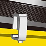 XSTRAP 4PK Mounting Clamps for Truck Cap/Camper
