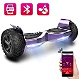 Best Off Road Hoverboards - COLORWAY Hoverboard All-Terrain 8.5'' Off Road UL Certified Review