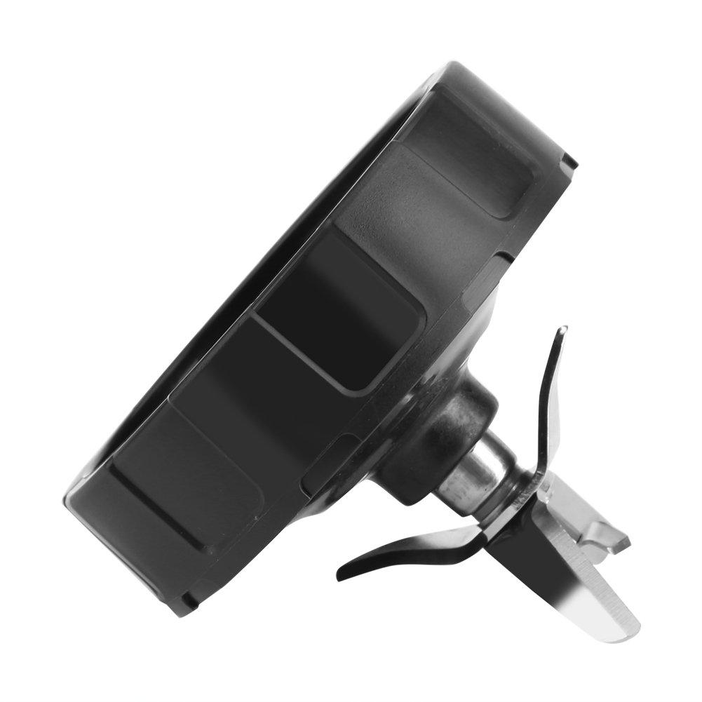 Acogedor Mixer Entsafter Extractor Ersatz Bottom Ersatz-Unterteilklinge Auto iQ 7 Lamellenmontage Mixer-Ersatzteile und Zubeh/ör Geeignet f/ür 1000W // 1500W Ninja Auto iQ BL482 BL642 BL682 Mixer