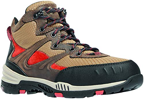 "Danner Women's Springfield 4.5"" NMT Shoe, Brown/Bronze - 8.5 M"