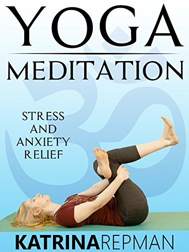VHS : Yoga Meditation Stress & Anxiety Relief