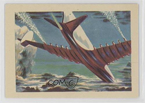 (Rainmaking - - - Scientific Magic (Trading Card) 1956 Gum Inc. Adventure - [Base] #45)