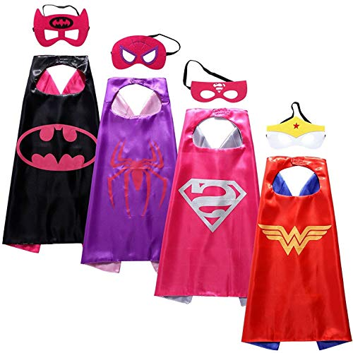 Superhero Costumes and Dress Up - Halloween Superhero