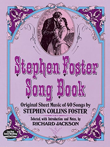 Stephen Foster Song Book (Dover Song ()