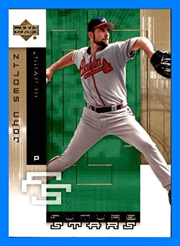 2007 Upper Deck Future Stars #7 John Smoltz HOF ATLANTA BRAVES MLB Network Analyst (Upper Deck Future Stars)