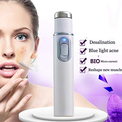Newtall Powerful Anti Varicose Veins Face Acne Removal Pen Blue