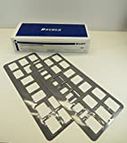 Dental X Ray Film Plastic Mounts Adult X 18 Slots Box /100 Pcs DOCHEM