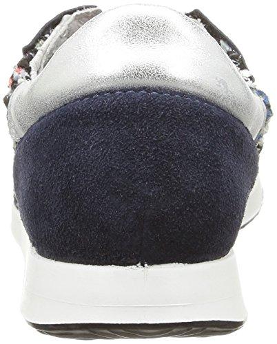 Liline Marine Blu Donna da Elle Sneakers d7Tqn6