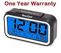 """Alarm clock, BestGot 5.35"""" Digital ..."""