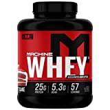 MTS Nutrition Machine Whey, Great Tasting Protein for Building Muscle, Red Velvet Cake, 5 Lbs (2270g) For Sale