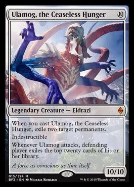 Various Magic The Gathering Trading Cards Zendikar