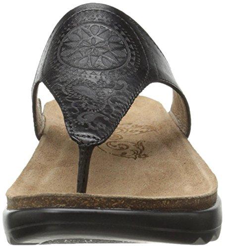 Dansko Womens Priya Dress Sandal Black Veg