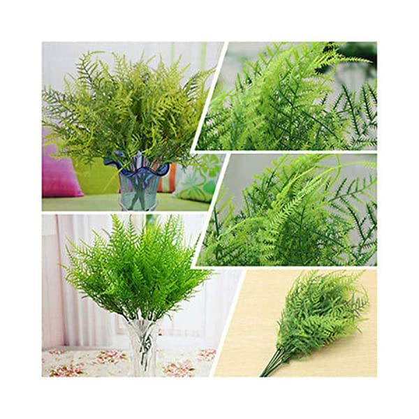 Flower-Home-5pcs-Lot-Plastic-Green-Plants-7-Stems-Artificial-Asparagus-Fern-Grass-Bushes-Flower-Deor-Decorative-Rodney-Delivery-Mason-Cemetery-Updo-Backdrop-Mother-Weddings-Photograp