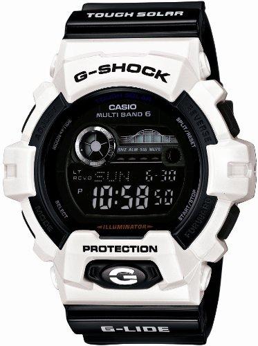 GWX 8900B 7JF G SHOCK G GLIDE Multiband Controlled