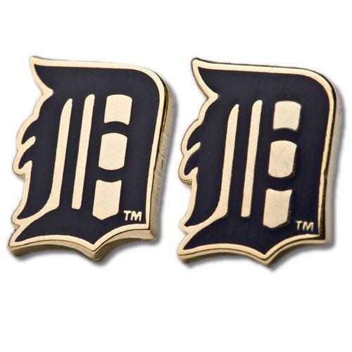 MLB Detroit Tigers Team Logo Post Earrings -