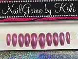 Barbie Pink Mermaid Nails Hand Designed Press-on Glue-on Nails Custom Nails False Nails Fake Nails Coffin Nails Handmade Nail Set